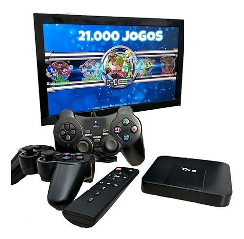 Vídeo Game Retro Tv Box