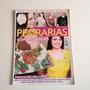 Revista Arte Fácil Pedrarias Com Miçangas Camiseta Bc461