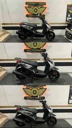 Yamaha Bws Fi Mod 2019, Al Dia Traspaso Incluido