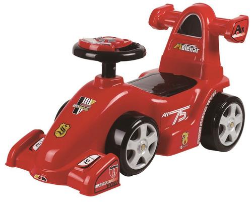 Buggie Fórmula 1 Rojo