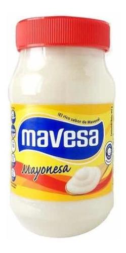 Set De 2 Mayonesa Mavesa De 445 Gramos. Producto Venezolano