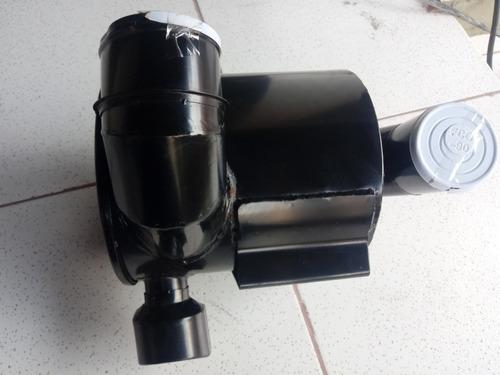 Conjunto Completo Caixa Filtro De Ar Jmc N900/n601 Original