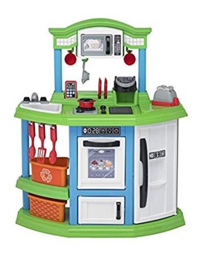 Cocina Cozy Comfort De American Plastic Toys. En 95 Vrds.
