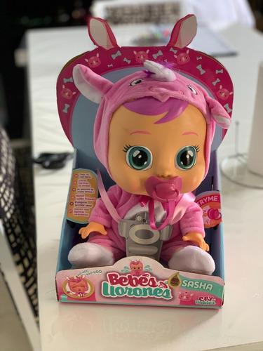 Muñeca Cray Baby Sasha