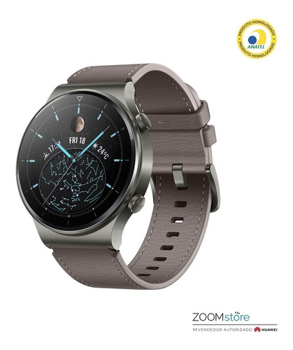 Relógio Smartwatch - Huawei Watch Gt 2 Pro Classic- Original
