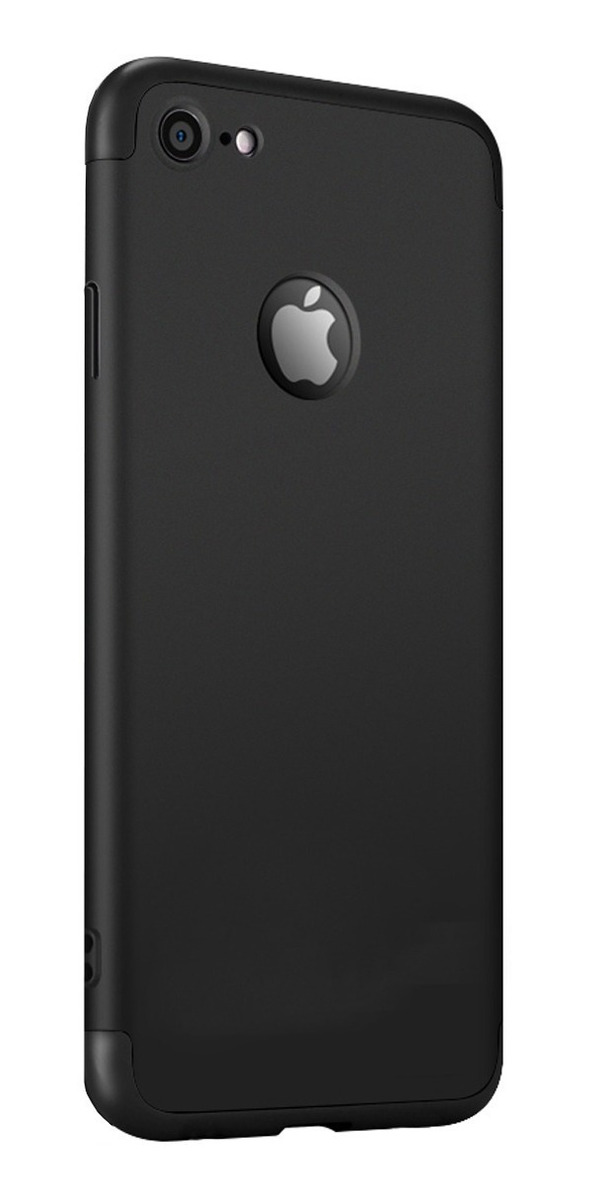 FUNDA 360 LUXURY IPHONE 6 NEGRA