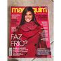 Revista Manequim 510 Tricô Crochê Blusas Casacos Colete K715