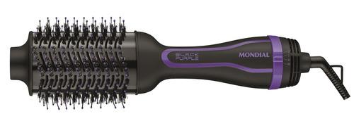 Escova Secadora Black Purple Mondial Es-08
