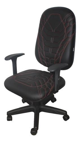 Cadeira Gamer Naja Efx Braço Regulável Modelo Presidente