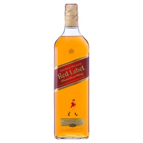 Johnnie Walker Blended Red Label Reino Unido 1 L