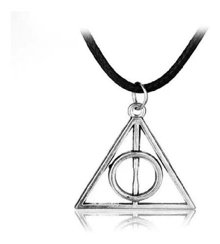 Colar Cordao Filme Harry Potter Reliquias Da Morte