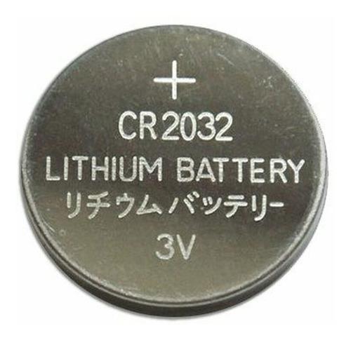 Pila Cr 2032 3v Lithium Pack X 5 Unidades