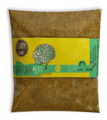 Curry Suave De La India 100 G Premium