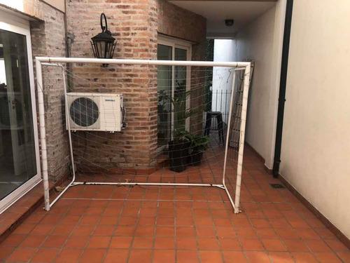 Arco De Fútbol 5 Con Red. 160 X 210