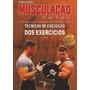 Livro: Musculação Total: Vol 1 Execução Dos Exercícios