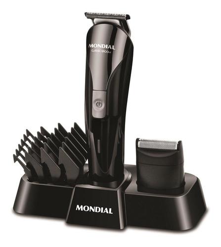 Conjunto Especial Mondial Barber Kit Kt-72