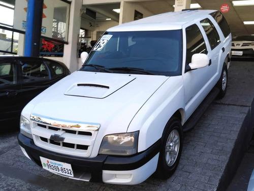 Chevrolet Blazer 2.4 Mpfi Advantage 4x2 8v Flex 2009 Branca