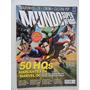 Mundo Dos Super heróis #50 50 Hq's Marcantes Da Marvel Dc