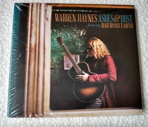 Haynes,warren-ashes & Dust (featuring Railroad Earth) Deluxe Original