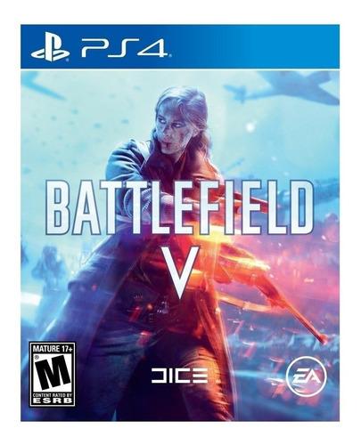 Battlefield V Standard Edition Electronic Arts Ps4 Digital