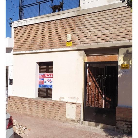 Alquler Barrio Colon Depto 1 Dormitorio C/ Patio
