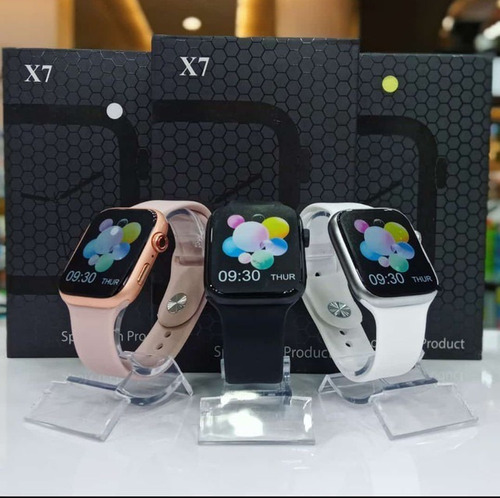 Smartwatch X7 (atualizado) - Novo