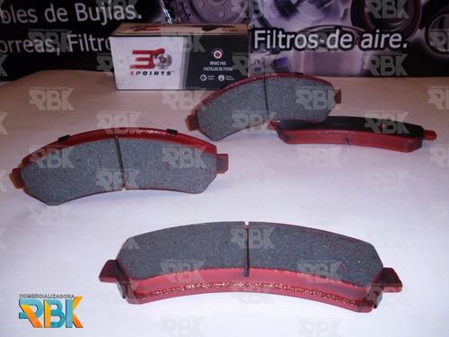 Pastillas De Frenos Delantera Blazer, Mini Blazer 98-00 7593