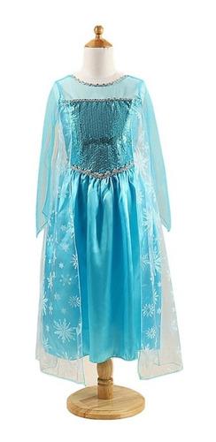 Vestido Fantasia Frozen Infantil Vestidos Lindos Elsa Frozen