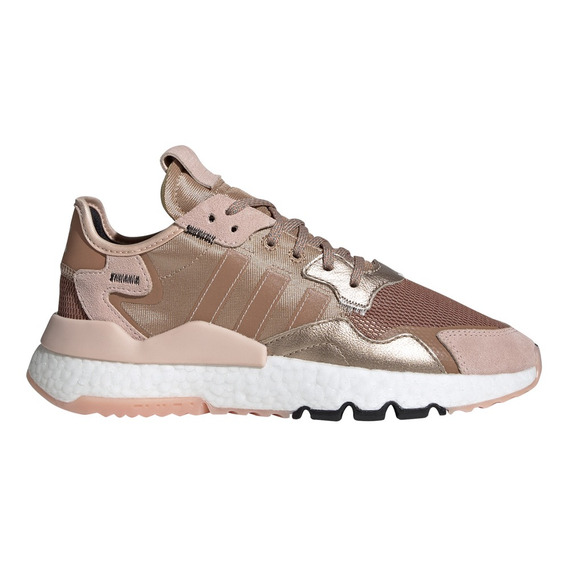 Zapatillas adidas Originals Moda Nite Jogger W Mujer Br/do