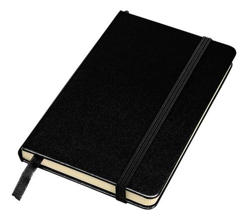 Cuaderno Libreta Anotador Tipo Moleskine Rayado Tapa Dura A5