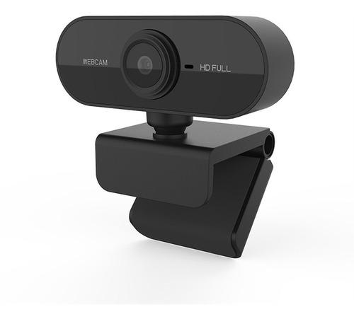 Full Hd 1080p Webcam Alta Definição Visão 360º  Microfone