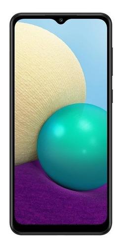 Samsung Galaxy A02 Dual Sim 32gb 2gb Ram 6.5 13mp Preto