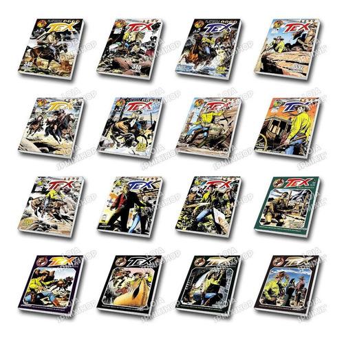 Tex Platinum Edição Historica Diversas Capas Novo