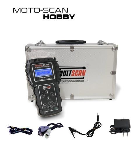 Scanner P/ Motos Moto-scan Hobby