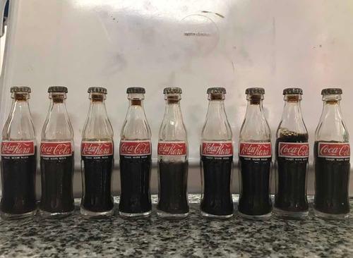 Botellitas De Coca Cola Colección