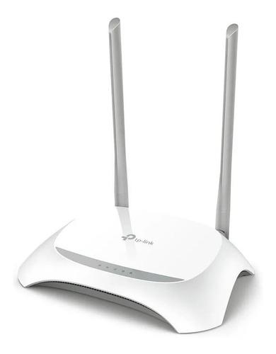 Router Tp Link Wr 850n 300 Mbps 2 Antenas De 5dbi Berazategu
