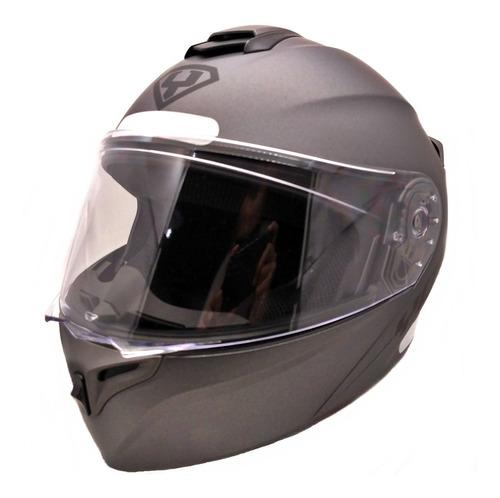 Capacete Moto Articulado Robocop Yohe New Pratik