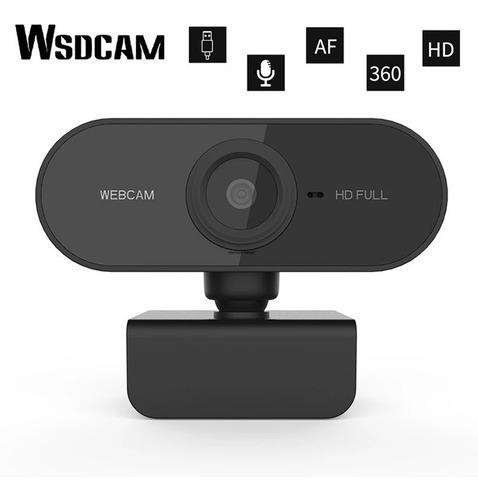 Full Hd 1080p Webcam Microfone Visão Computador Câmera