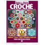 Revista Crochê Amigurumis Roseta Tapetes Barradinhos 66 Pág.