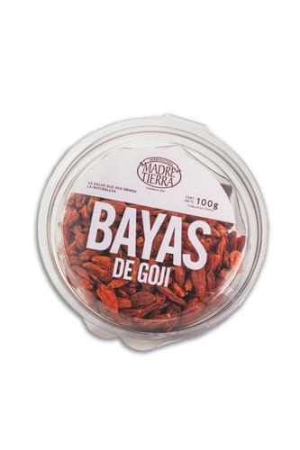 Bayas De Goyi Madre Tierra 100g