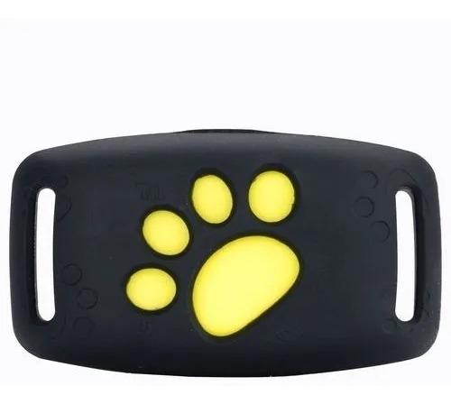 Gps Mini Rastreador De Mascotas Localizador Collar Perro Gat