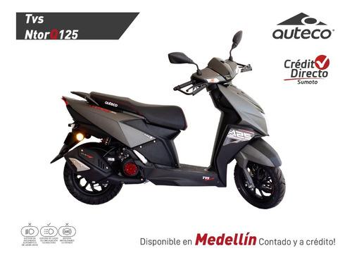 Tvs Ntorq 125 Modelo 2022 - Crédito Directo -