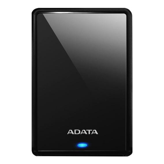 Disco duro externo Adata AHV620S-1TU3 1TB negro