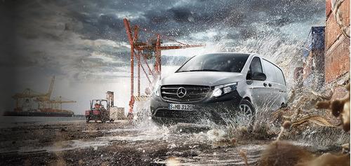 Mercedes Benz Vito 1.6 111 Cdi Furgon V2 Aa 114cv Financiado