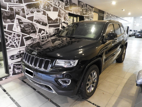 Jeep Grand Cherokee 3.6 Limited 286hp Atx R18