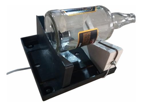 Maquina Eletrica Corte Garrafas Vidro (+ Duas Resistencia )