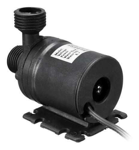 800l/h Dc 12v 19w Mini Silencioso Motor Brushless Submersíve
