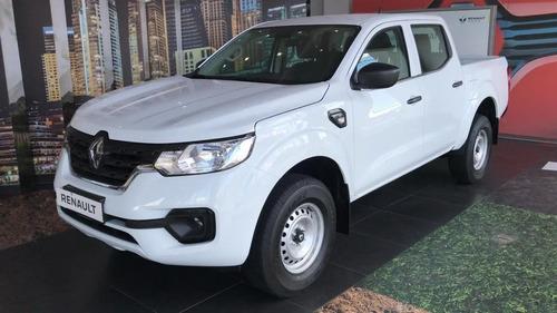 Renault Alaskan Confort 4x4 Entrega Ya Stock No Full (dc)