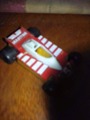 Autito De Juguete Formula 1 ,retro ,vintage ,de Los 70