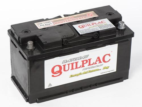 Bateria Quilplac 12v X 110ah Peugeot504, Rastrojero. Quilmes